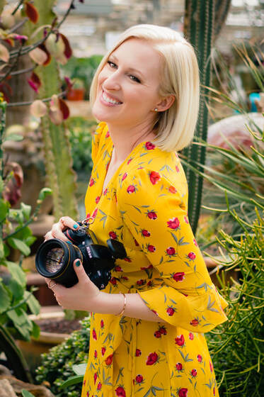 Sarah Lindsay - Owner, Professional Photographer of Sarah Lindsay Photography