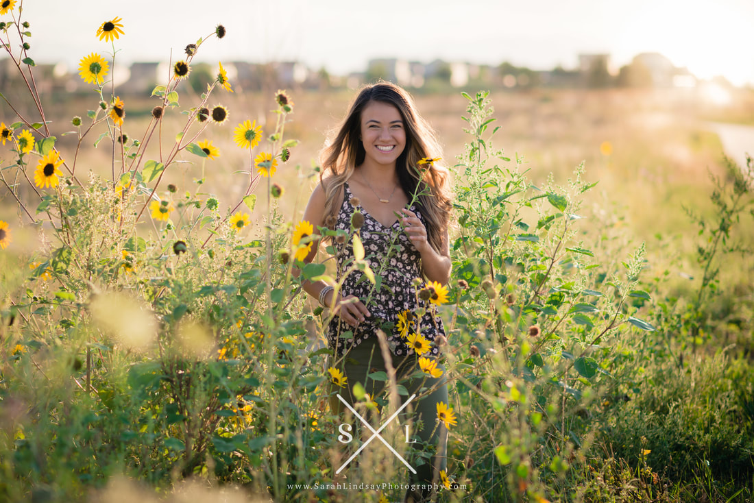Northglenn Colorado Senior Photography