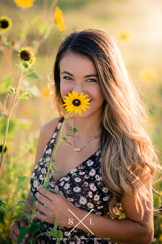 Northglenn Colorado Senior Photography | Hannah Mae | RVHS