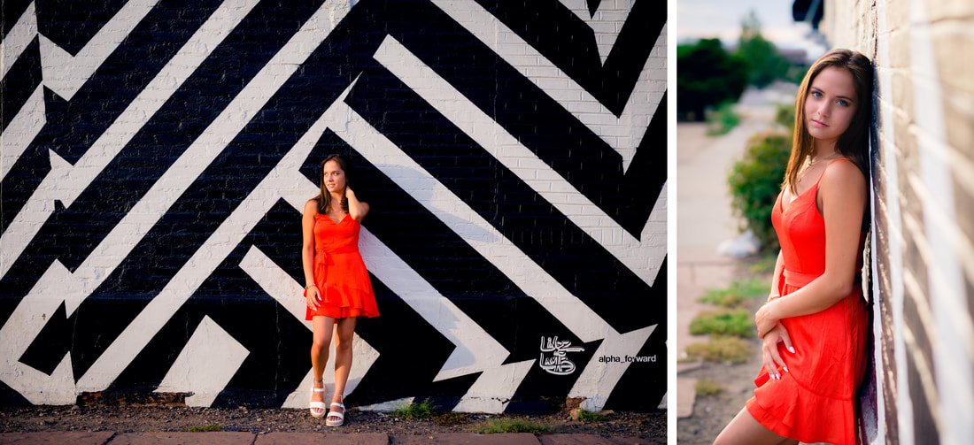Boulder Senior Photographer